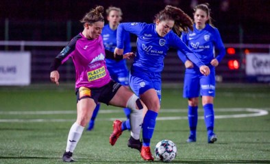 Genk Ladies en Eendracht Aalst spelen gelijk na thriller in Scooore Super League