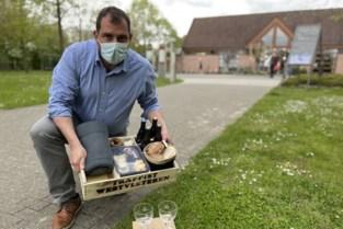 Een Westvleteren 'sur l'herbe': voortaan kan je ook picknicken op gras bij beroemde Sint-Sixtusabdij