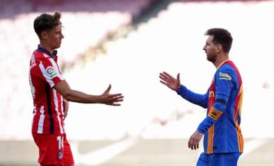 Barcelona en Atlético Madrid scoren niet in topper: Spaanse titelstrijd blijft razend spannend