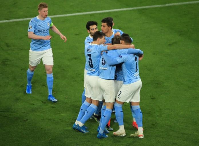 Niet zomaar een voorsmaakje van de Champions League-finale: als Manchester City vanavond van Chelsea wint, is het kampioen