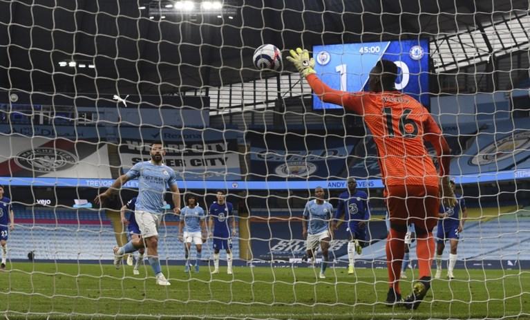 Manchester City verliest generale repetitie CL-finale tegen Chelsea en is nog geen Engels landskampioen