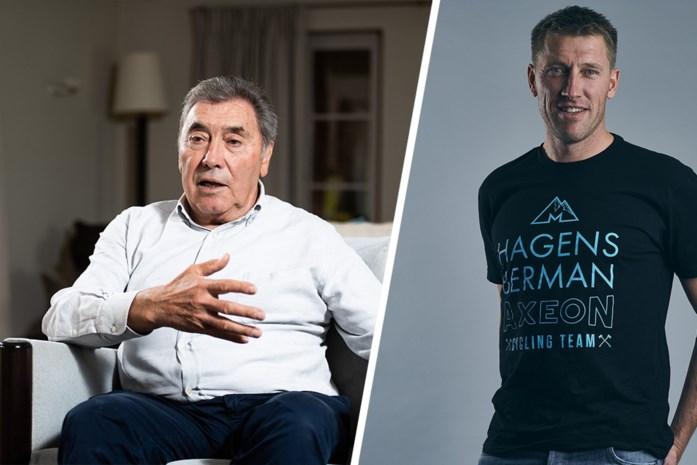 """Eddy en Axel Merckx, Giro-columnisten voor Het Nieuwsblad: """"Ik zet mijn joker in voor Remco Evenepoel"""""""