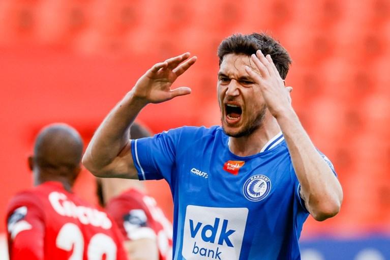 Standard buigt achterstand nog helemaal om en wipt in Europe play-offs over AA Gent, dat weer een penalty mist