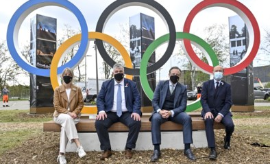 Olympische ringen keren terug naar Antwerpen en daar hoort een filmpje bij