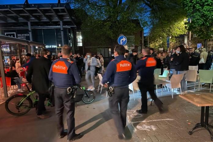 """Terrassen in Hasselt en Genk konden vrij vlot sluiten: """"Ons geld is toch op"""""""