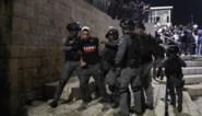 Meer dan 160 gewonden bij rellen tussen Palestijnen en Israëlische agenten