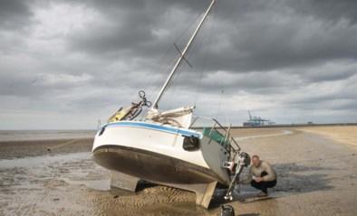 """Syriër strandt met klein zeilbootje in Zeebrugge: """"Geen aanwijzingen van mensensmokkel"""""""