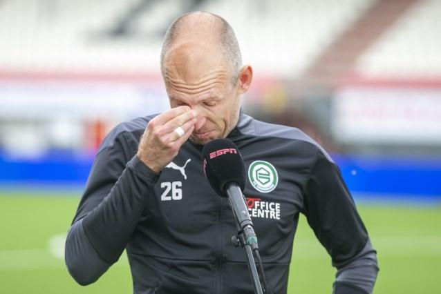 """Emotionele Arjen Robben na eerste assist sinds 2018 (!): """"Ik kom van ver, dit is wat ik wilde"""""""