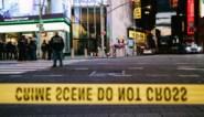 4-jarig meisje gewond bij schietpartij op Times Square in New York