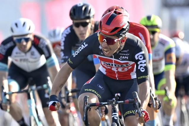 """Caleb Ewan begint in de Giro aan ambitieus plan: """"Ik wil dit jaar een rit winnen in elke grote ronde"""""""