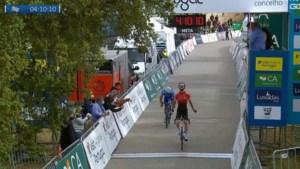 Elie Gesbert wint laatste etappe in Ronde van de Algarve, Joao Rodrigues pakt in extremis nog eindwinst