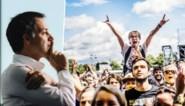 """Premier De Croo acht grote festivals mogelijk in augustus, Pukkelpop en Tomorrowland hoopvol: """"Dit is goed nieuws"""""""