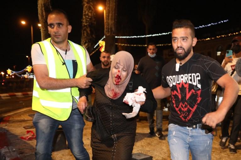 Meer dan negentig gewonden bij nieuw protest in Jeruzalem