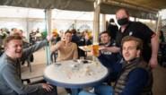 Café De Zevende Hemel vliegt er van 8 uur 's ochtends stevig in met happy hour