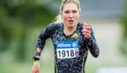 Manon Depuydt mikt op de 200 meter in Tokio