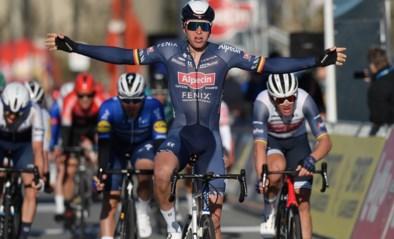Treedt Tim Merlier in de voetsporen van Eddy Merckx?