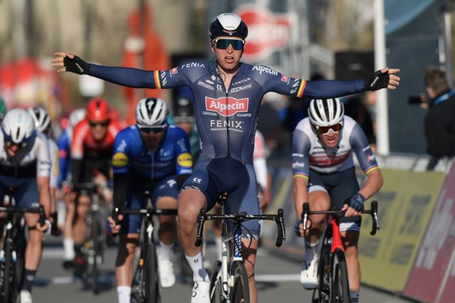 """Tim Merlier kan vandaag in de voetsporen van Eddy Merckx treden: """"Dat zou een hele eer zijn"""""""