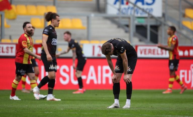 Spektakelstuk brengt spanning terug in Europe Play-offs: KV Mechelen staat op uit de doden en klopt KV Oostende (5-3)