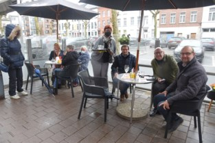 Geslaagde terrasjesdag in Geraardsbergen