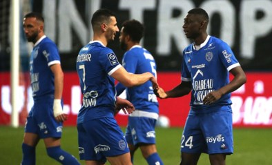 Troyes pakt titel in Ligue 2 en stijgt naar Ligue 1
