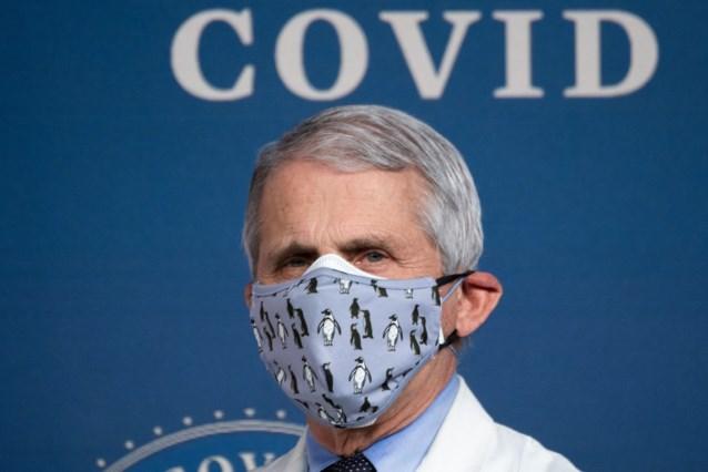 """Amerikaanse dodentol """"zonder twijfel onderschat"""", zegt viroloog Anthony Fauci"""