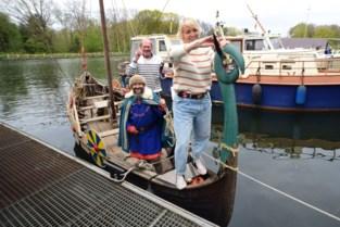 Bekende gezichten dopen vikingboot Nokkvi
