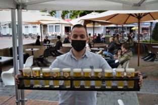 Echt als een eerste schooldag: Amaury opent café Bar-Choc op dag van de eerste terrasjes