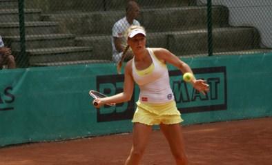 Kimberley Zimmermann wint dubbelspel op ITF-toernooi van Praag