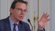 """De grote ambities van Wouter Beke: """"Wij zullen begin juli verder staan dan de Amerikanen"""""""