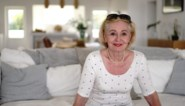 Door corona getroffen actrice Leah Thys is weer thuis uit het ziekenhuis