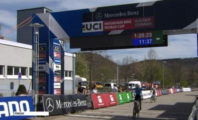 Victor Koretzky wint wereldbeker mountainbike in Zwiterse Albstadt, indrukwekkende Pidcock is sneller dan Van der Poel
