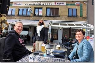 Opening Café De Gouden Appel is schot in de roos