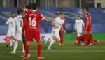 Real Madrid met invaller Eden Hazard pakt in topper tegen Sevilla in extremis nog een punt dankzij late goal
