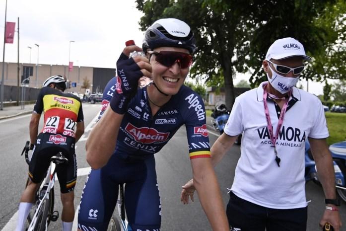 Met Pippi Langkous als inspiratie: hoe Giro-debutant Tim Merlier België meteen eerste ritzege in de Giro bezorgde