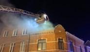 Dode man aangetroffen na brand in Hasselts kraakpand