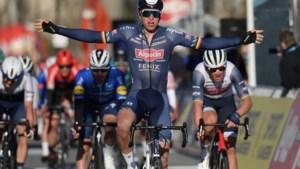 """Tim Merlier: """"Een rit in de Giro winnen zou een volgende stap in mijn carrière betekenen"""""""