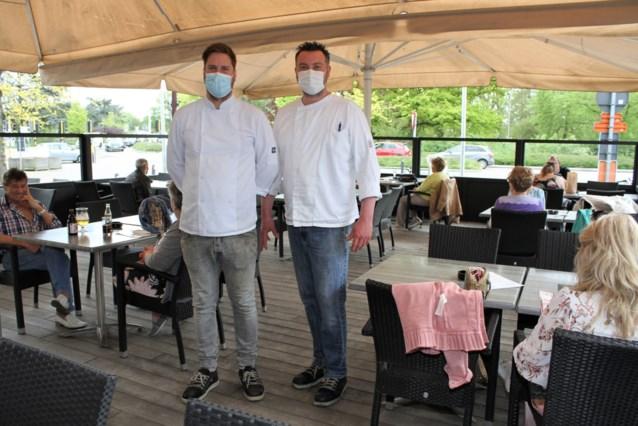 """Brasserie Kiliaan in Duffel: """"Al bij al een tevreden start"""""""