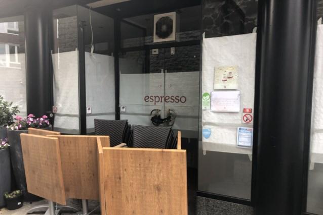 Uitbaters Espresso Illy willen snel poetsen