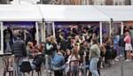 Na overrompeling Tielts jongerenterras: bezoekers alleen nog welkom ín de tent