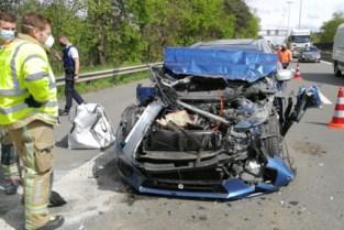 Ongeval in file door werkzaamheden veroorzaakt opnieuw hinder op E313