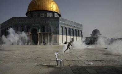 Spanning loopt op tussen Israël en Palestina: Klaagmuur en parlement in Jeruzalem ontruimd, zeker 9 doden na luchtaanval op Gaza