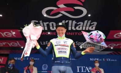 """Niemand wilde hem voor dit seizoen, nu wint Taco van der Hoorn een rit in de Giro: """"Dit is niet te geloven"""""""