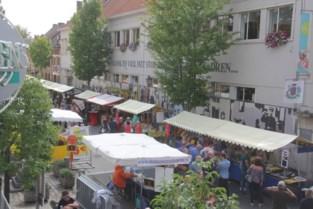 Negen keer Smokkelmarkt in centrum van Stokkem