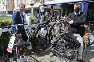 Elektrische fietsen en scooters opladen kan voortaan gratis