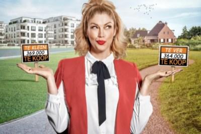 """Kelly Pfaff schuimt de immomarkt af op zoek naar het meeste 'Waar voor je geld': """"Een buitenkans, normaal kan je nooit een huis uittesten"""""""
