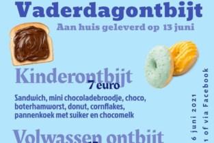 CV De Fruitfretters scoren van Mol tot Borgloon en Kampenhout met ontbijt aan huis op Moederdag