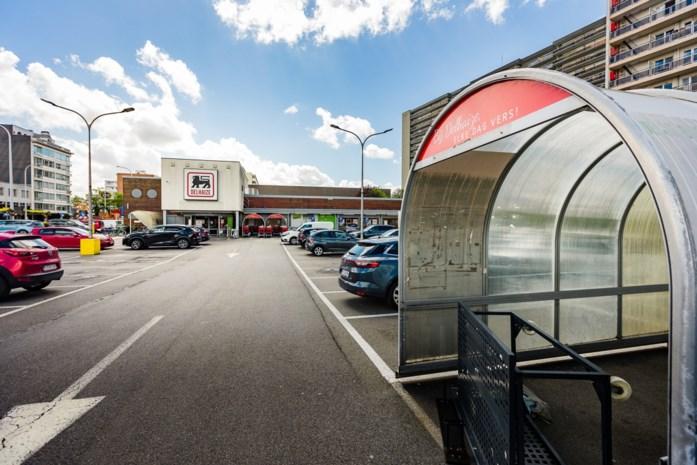 Delhaize bouwt in Mechelen zijn modernste supermarkt van het land