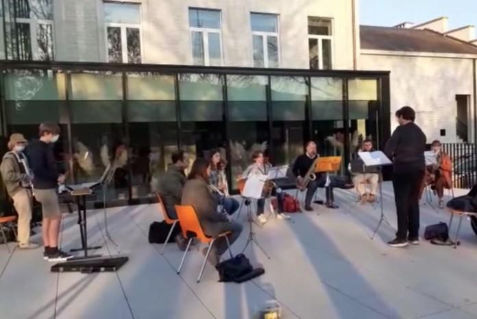 Troostmuziek voor corona in Hakendover en Glabbeek