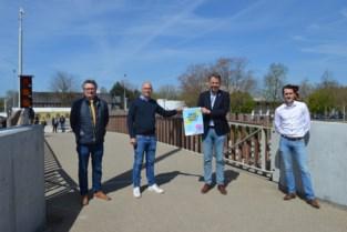 Stad viert opening Brielpoortbrug met coronaveilig feestevent