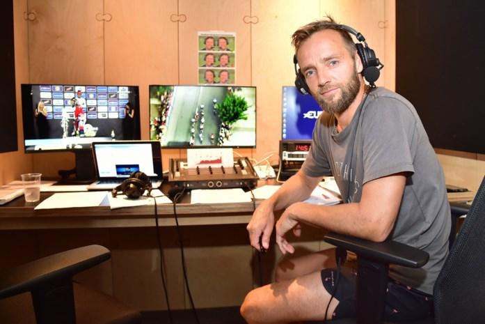 Feitenkoning Jeroen Vanbellegem en oud-renner Karsten Kroon: wie zit er achter het Giro-commentaar op Eurosport?